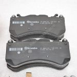 Genuine AMG 6pot Brake Calipers Set with pads for Mercedes-Benz W222 S63 S65 S class HQ SE OEM – 47