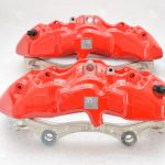 Genuine AMG 6pot Brake Calipers Set with pads for Mercedes-Benz W222 S63 S65 S class HQ SE OEM – 62