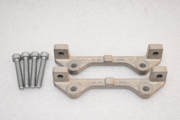 Audi Rs5 Rs4 R8 8pot calipers brackets adapters OEM 20.8415.07 NEW