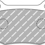 Ford Mustang GT 5.0 Rear Ferodo Racing Brake Pads FRP3137H DS2500 New