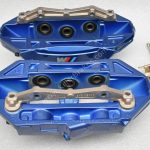 BMW M5 F90 Front Brembo 6pot Calipers 34118089937 34118089938 NEW-5