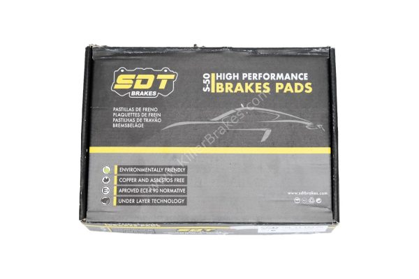 SDT High Performance Sport 1050 front brake pads 2118400 NEW Audi RS4 Rs5
