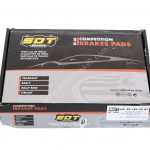 SDT Racing Front Brake Pads 1066 2518400RT NEW Audi RS4 Rs5-1